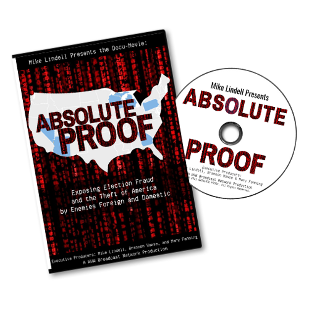 Picture of Absolute Proof DVD (Bulk)
